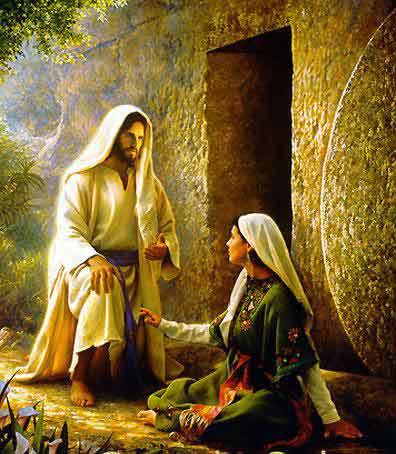 Alegria: Cristo ressuscitou!