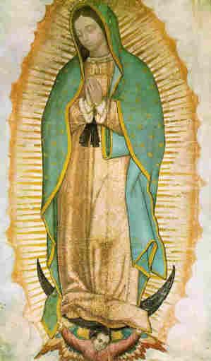 misterio nossa senhora guadalupe mexico indio juan diego milagre misterio