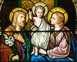 Resultado de imagem para vitrais da sagrada familia