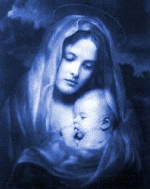 Maria, Mãe de Jesus Cristo